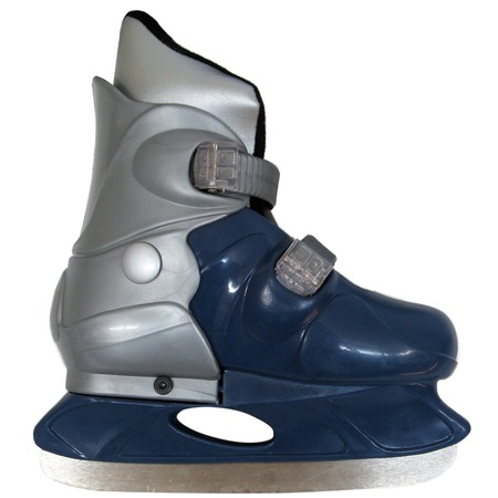 Купить Коньки раздвижные с хоккейным лезвием ATEMI NS-038С