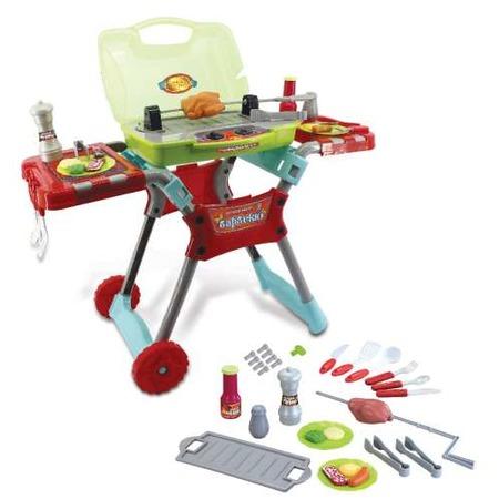 Купить Столик для барбекю игрушечный 1toy Т56738