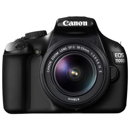 Купить Фотокамера цифровая Canon EOS 1100D Kit EF-S 18-55mm IS