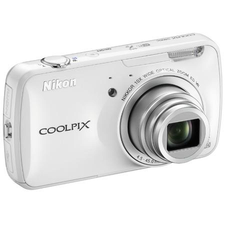 Купить Фотокамера цифровая Nikon Coolpix S800c