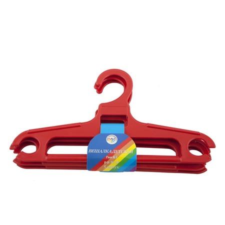 Купить Вешалка-плечики для одежды детская Полимербыт С275. В ассортименте