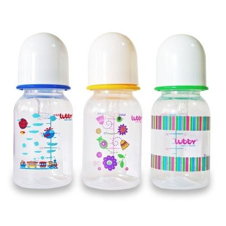 Купить Бутылочка для кормления LUBBY «Малыши и малышки». В ассортименте