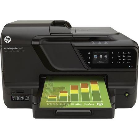 Купить Многофункциональное устройство HP Officejet Pro 8600 (CM749A)