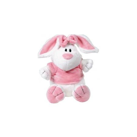 Купить Мягкая игрушка Gulliver Кролик Белый-валентинка