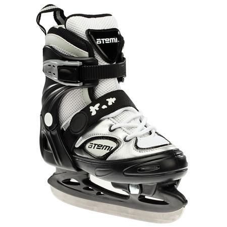 Купить Коньки раздвижные с хоккейным лезвием ATEMI ULTRA