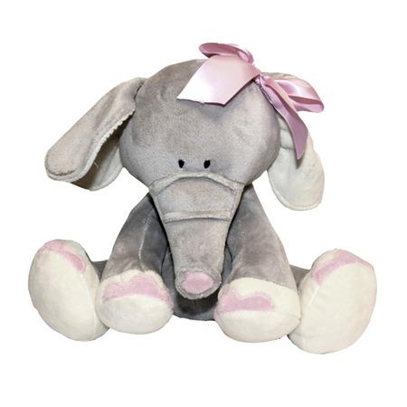 Купить Мягкая игрушка Gulliver Слоник с розовым бантиком