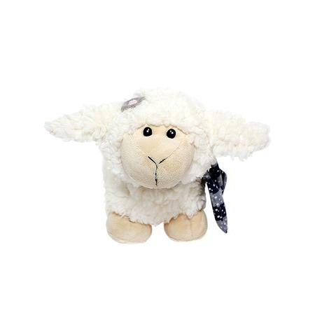 Купить Мягкая игрушка Gulliver «Овечка с цветочком и в шарфике»