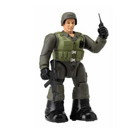 Купить Пластиковая игрушка HAP-P-KID «Combat Corps»