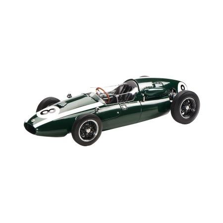 Купить Модель автомобиля 1:18 Schuco Cooper T51 № 8