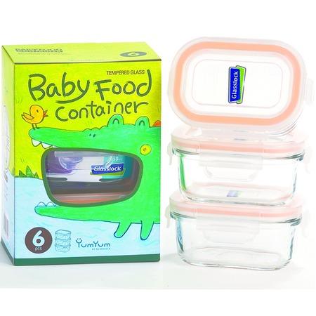 Купить Набор детских контейнеров Glasslock GL-614