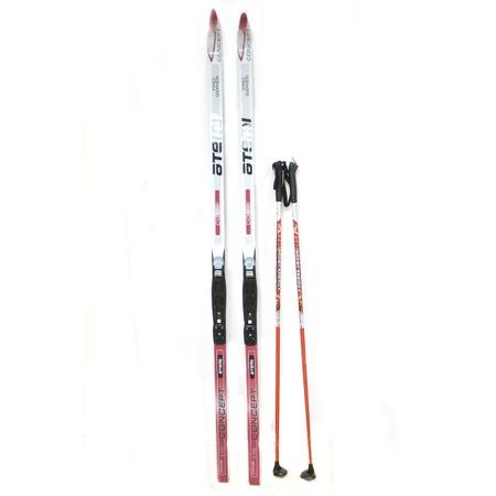 Купить Комплект лыжный ATEMI Concept STEP 2013 75 мм
