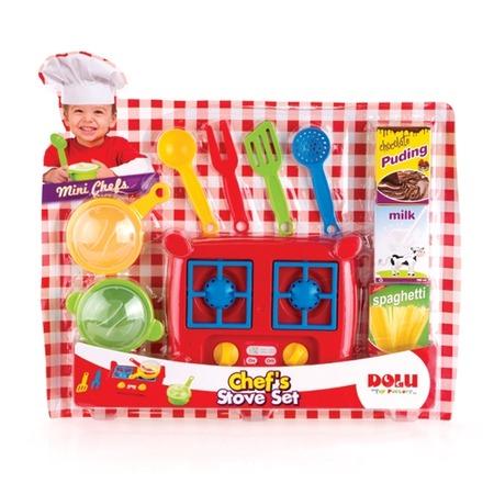 Купить Набор повара игрушечный Dolu 4110