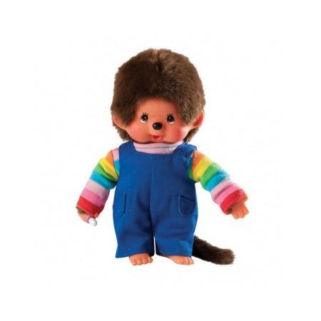 Купить Мягкая игрушка Sekiguchi Мальчик в разноцветной рубашке