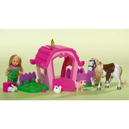 Купить Кукла еви Simba на ферме