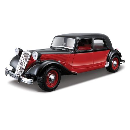 Купить Модель автомобиля 1:24 Bburago Citroen 15 CV TA. В ассортименте