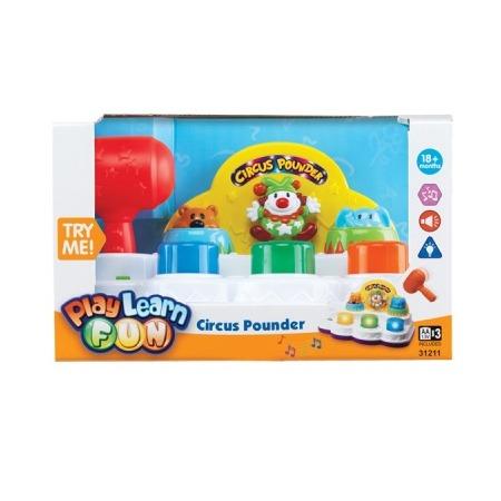 Купить Развивающая игрушка Keenway Цирк