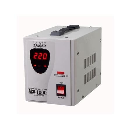 Купить Стабилизатор напряжения Delta АСН-1000
