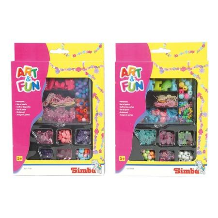 Купить Набор бусинок Simba 6377130. В ассортименте