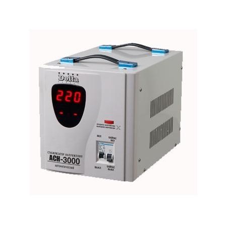 Купить Стабилизатор напряжения Delta АСН-3000