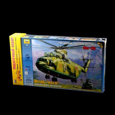 Купить Подарочный набор Звезда вертолет «Ми-26»