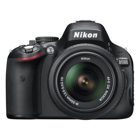 Купить Фотокамера цифровая Nikon DSLR D5100
