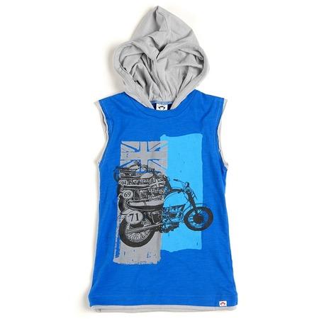 Купить Майка с капюшоном Appaman Bikes Hooded