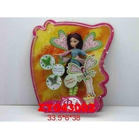 Купить Кукла Zhorya «Фея с крыльями»