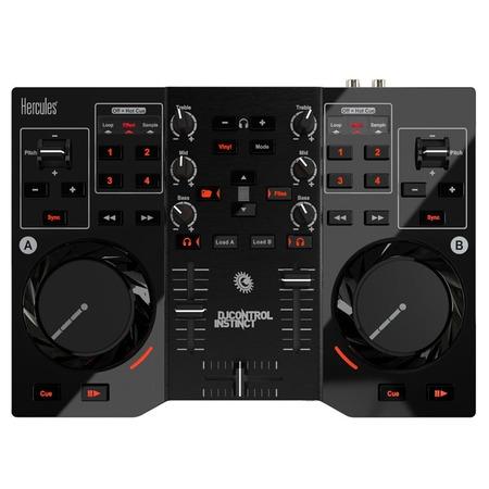 Купить Пульт диджейский Hercules DJ Control Instinct