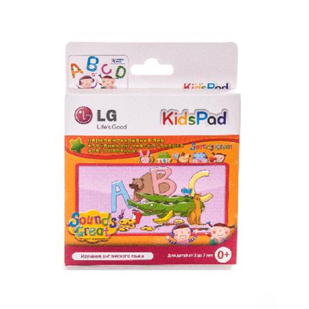 Купить Картридж для игры Kids Pad Sound great