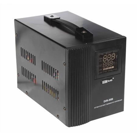 Купить Стабилизатор напряжения Prorab DVR 2000