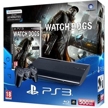Купить Консоль игровая Sony PlayStation 3 Super Slim