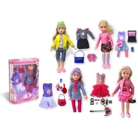 Купить Кукла шарнирная Zhorya Х75279 Анастасия. В ассортименте