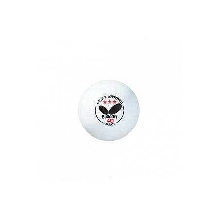 Купить Мячи для настольного тенниса Butterfly 3*