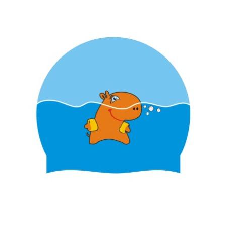 Купить Шапочка для плавания Submarine LS8