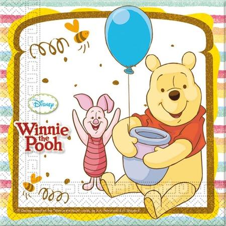 Купить Салфетки детские Procos «Винни-Пух и Пятачок»