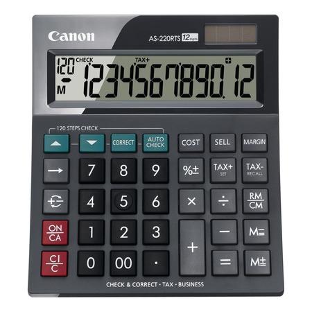 Купить Калькулятор Canon AS-220RTS