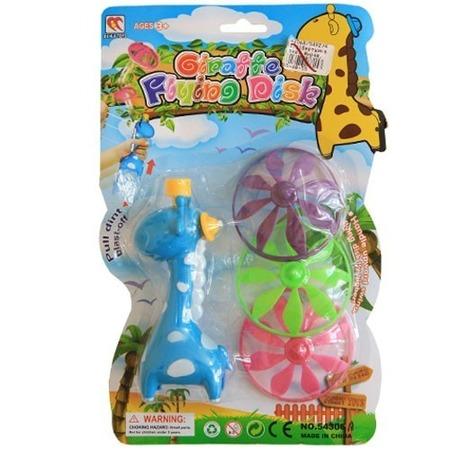 Купить Игрушка-ветерок Shantou Gepai «Жираф». В ассортименте