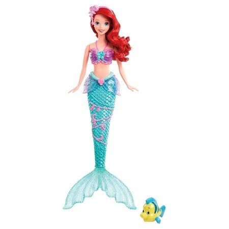 Купить Кукла Mattel «Ариэль с фонтанчиком»