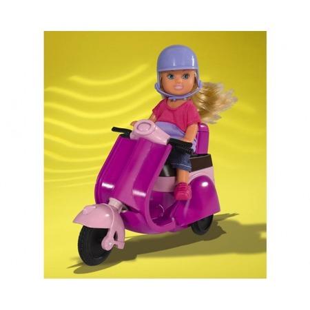 Купить Кукла еви Simba на скутере