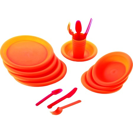 Купить Набор посуды на 4 персоны Green Gema GCA1823