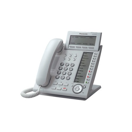 Купить Телефон системный Panasonic KX-NT366RU