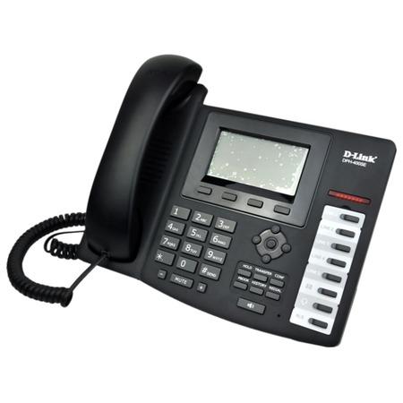 Купить IP-телефон D-LINK DPH-400S/E/F3