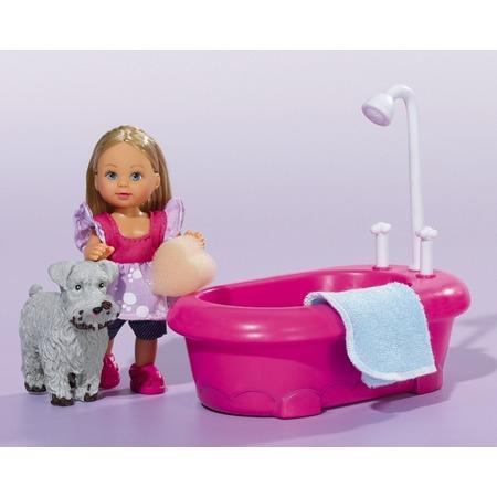 Купить Кукла еви Simba с собачкой