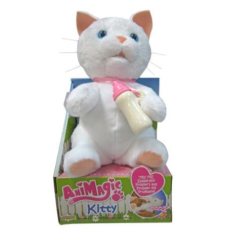 Купить Мягкая игрушка интерактивная Vivid «Тишка - мой любимый котенок»