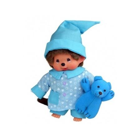 Купить Мягкая игрушка Sekiguchi Мальчик в пижамке