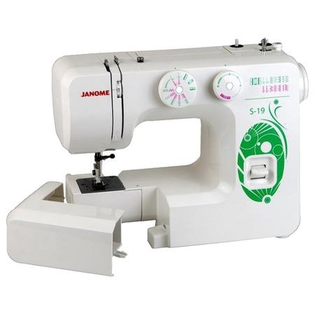 Купить Швейная машина JANOME S-19