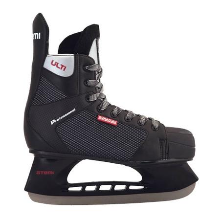 Купить Коньки хоккейные ATEMI ULTI Black