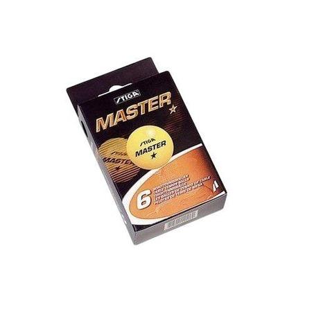 Купить Мячи для настольного тенниса ATEMI 1* оранжевые, 6 шт.