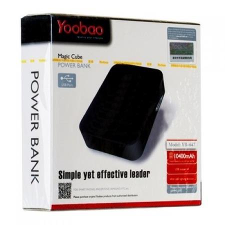 Купить Аккумулятор универсальный Yoobao YB-647