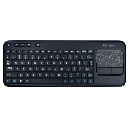 Купить Клавиатура Logitech Wireless Touch K400